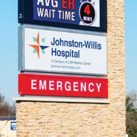 johnston willis hospital