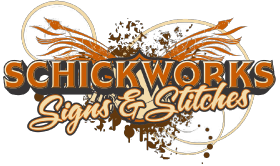 Schickworks Signs & Stitches